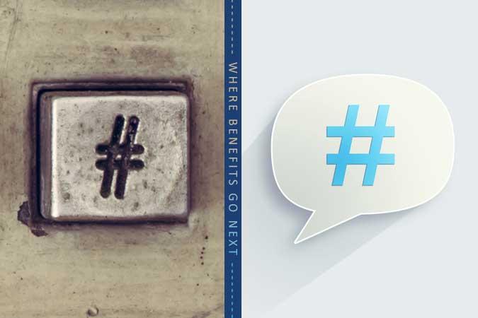 Hashtag-pound